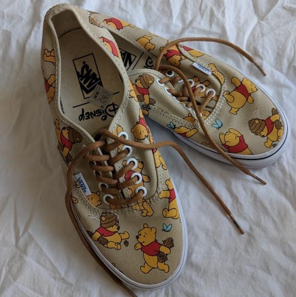 Disney Vans Collection Winnie The Pooh